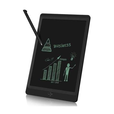 A116 LCD Screen Student Mini LCD Writing Tablet Calligraphy 12 Inch Color Font