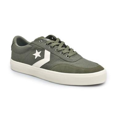 harga Converse Courtlandt Sepatu Sneaker Pria [163199C] Blibli.com