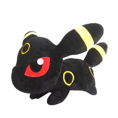 Pokemon Umbreon Eevee Running Boneka [30 cm]