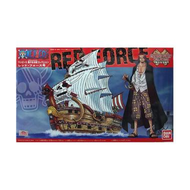 harga Bandai One Piece Grand Ship Collection Shanks Red Force Model Kit [ 25 cm] Blibli.com