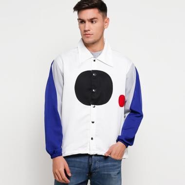 Amot Syamsuri Muda Star Wars Inspired Jacket Pria [R2D2]