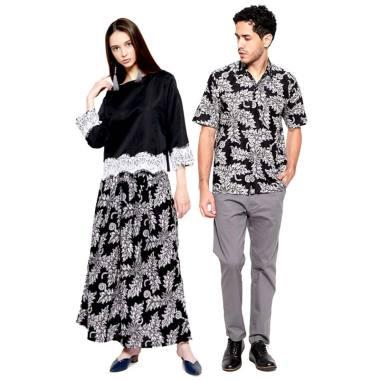 Weeka Butik Cp Sarimbit Batik Couple