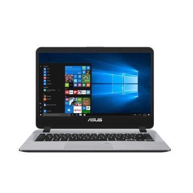 harga Asus A407UF-EB731T Notebook - Grey [i7-8550/ 8GB/ 1TB/ MX130 2GB/ 14