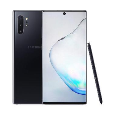 Samsung Galaxy Note 10 SM-N970FZKDXID Smartphone - Aura Black [256GB/ 8GB]