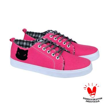 harga Azzurra 632-17 Casual Sneaker Shoes Wanita Blibli.com