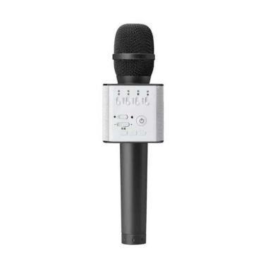 Micgeek Q9 Wireless Karaoke Microphone KTV Player Bluetooth For iPhone  Gold