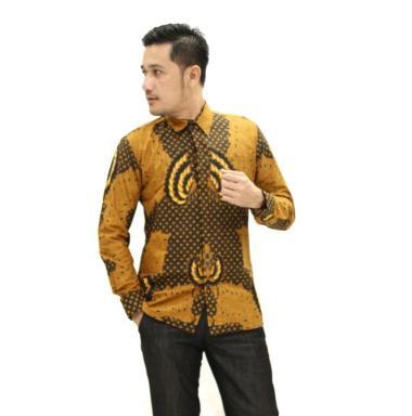 harga Truntum Garuda batik pria lengan panjang Blibli.com