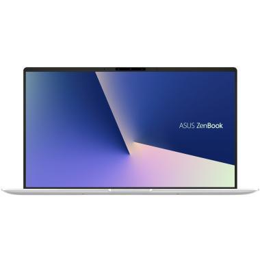 harga Asus Zenbook 14 UX433FN-A5822T (Intel Core i5-8265U/8GB RAM/512GB SSD/14''/Win10) Icicle Silver Blibli.com