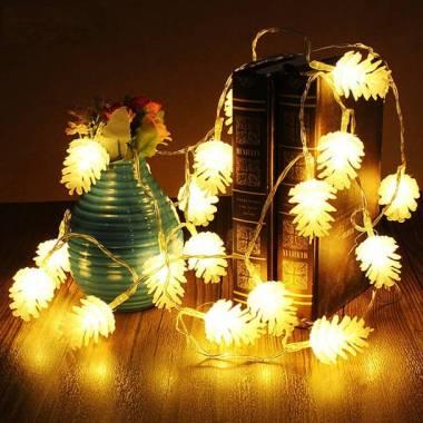 Holder Led String Lights Christmas