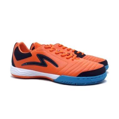 Sepatu Futsal Specs Metasala Showtime Black Sun Yellow Shopee