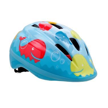 harga Polygon Whale Helm Sepeda Anak Blibli.com