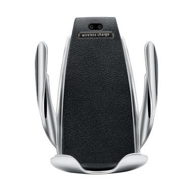 OEM S5 Wireless Car Charger Air Vent Smart Sensor Mount Holder Mobil [10W]