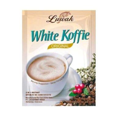 Kopi Luwak White Koffie Kopi Instan