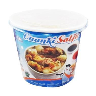 Cuanki Salju Makanan Instan [50 g]