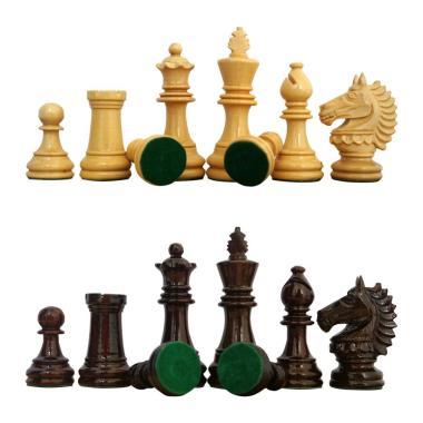Planet Chess Model Sonokeling Kayu Mentaos Bidak Catur Board Games