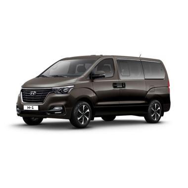 Hyundai New H1 Elegance Diesel Mobil [CRDi 2.4]