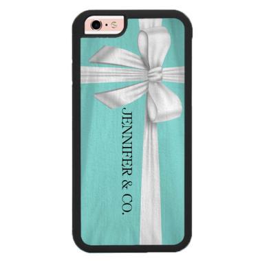 harga Premium Casing iPhone 6 Custom Hardcase HP Jennifer & Co Blue Box L1823 - - Combine Blibli.com
