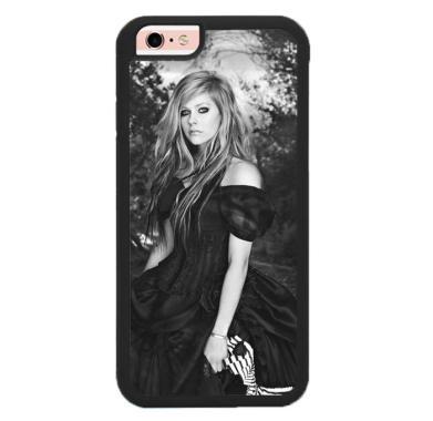 harga Premium Casing iPhone 6 Custom Hardcase HP Avril Lavigne Standing L1869 - - Combine Blibli.com
