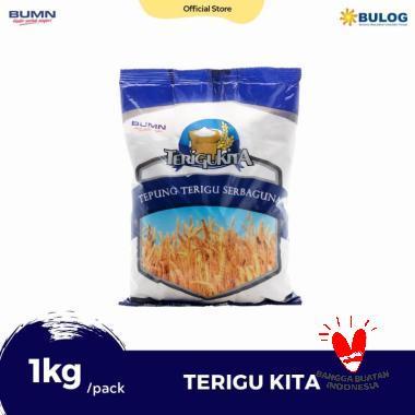 harga BULOG Tepung Terigu Premium Terigu KITA 1kg Blibli.com