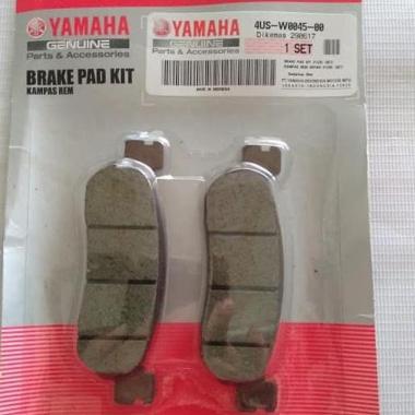 harga Yamaha Kampas Rem Depan for Rx King New/ Nouvo/ Scorpio/ F1zr 4us - Blibli.com