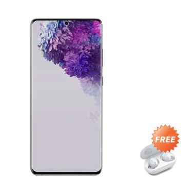 harga Samsung Galaxy S20 Ultra Smartphone [12GB/128GB] + Free Buds - White Blibli.com