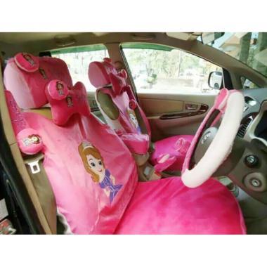 harga Bantal Mobil Store Boneka Princess Sofia 14in1 Set Aksesoris Interior Mobil Blibli.com