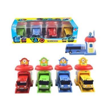 Di Atas Mobil Tayo The Little Bus Jual Produk Terbaru Juli 2020 Blibli Com