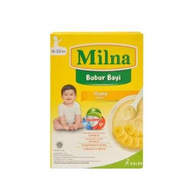 harga Milna Bubur Bayi 6-12 Bulan Rasa Pisang [120gram] Blibli.com