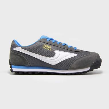 harga LOGGO Genuine Retro Sepatu Sneakers Casual Pria Blibli.com