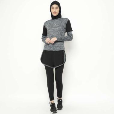 Promo - Waldos Sports Apparel Hijab Muslim Setelan Pakaian Olahraga Wanita