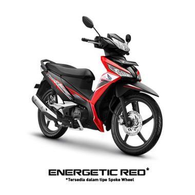 Honda Supra X 125 FI Sepeda Motor [VIN 2020- OTR Jambi]