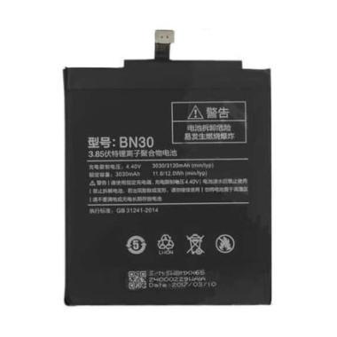 harga Xiaomi BN30 Baterai Handphone Redmi 4A Blibli.com