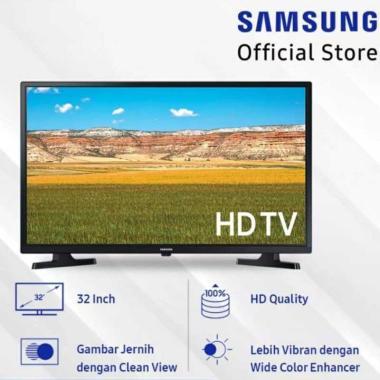 Samsung T4003  TV LED [32 Inch] hitam bd JABODETABEK