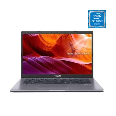 harga Asus A409MA-BV112T Notebook - Grey [N4000/UMA/4GB/1TB/14 Inch HD/Win10] Blibli.com