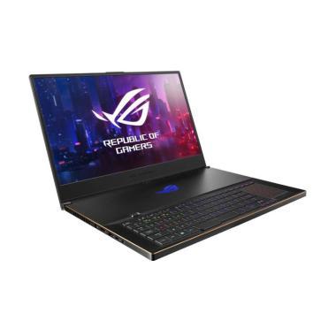 harga Asus ROG Inoovation GX701LXS-I78SD8T Gaming Laptop [17.3 Inch FHD IPS 300Hz/Intel Core i7-10875H/1TB SSD/32GB/RTX2080S 8GB/WIN 10] BLACK Blibli.com