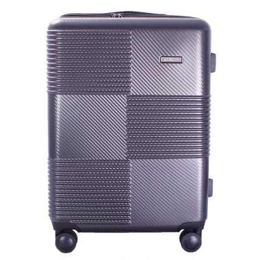Navy Club Tas Koper Hardcase Fiber ABS - 4 Roda Putar Kunci TSA - Expandable - CICF Size 24 Inch