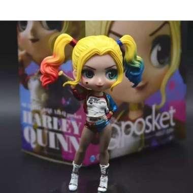 Harley Quinn QPosket Action Figure