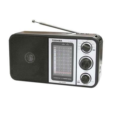 Toshiba TY-HRU30 Radio Listrik Portable