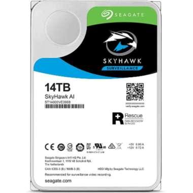 harga Seagate SkyHawk AI ST14000VE0008 Hard drive - 14 TB - internal - 3.5