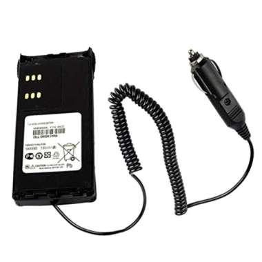harga Car Radio Charger  Adaptor For Motorola GP340, GP360, GP380, GP640 - Blibli.com