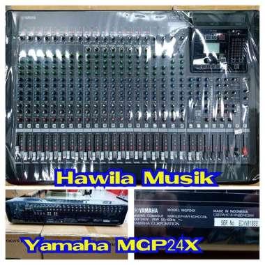 harga Mixer YAMAHA MGP24X MGP 24X MGP 24 X MGP24 X ORIGINAL Mixing Console YAMAHA MGP24X ORIGINAL Garansi Resmi Blibli.com