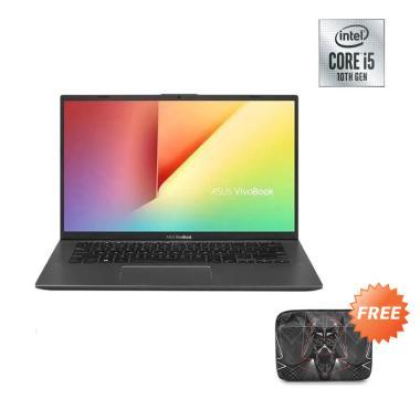 ASUS A412FL-EK512T Notebook - Grey ( i5-10210U/4GB/1TB/MX250/14