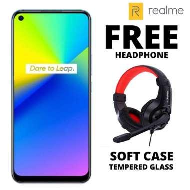 harga Realme 7i 8-128 GB Free Headphone BIRU Blibli.com