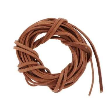 harga 3m Leather Cord Necklace Jewelry String Jewelry Making Findings Accessories Blibli.com