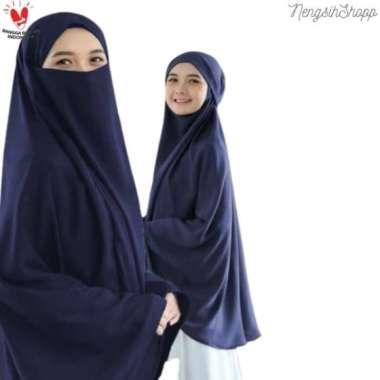 Jual Jilbab Hijab Kerudung Instan French Khimar Cadar Madinah Syari J Online Oktober 2020 Blibli Com