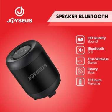 harga Bluetooth Speaker Built-in Microphone Stereo Wireless - OT0026 HITAM Blibli.com