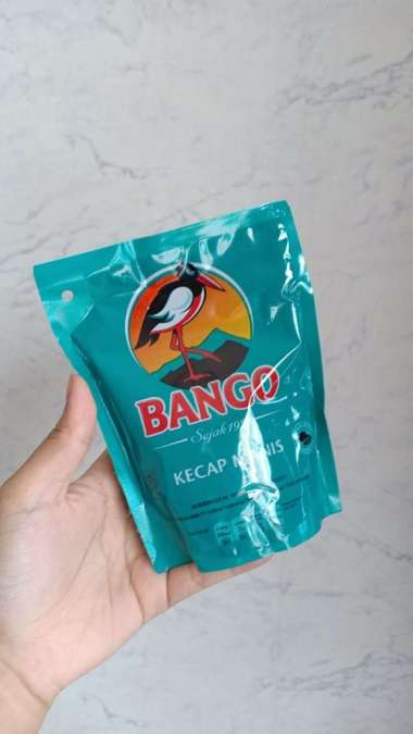 harga Kecap Bango Pouch Reffil Kemasan 220ml Blibli.com