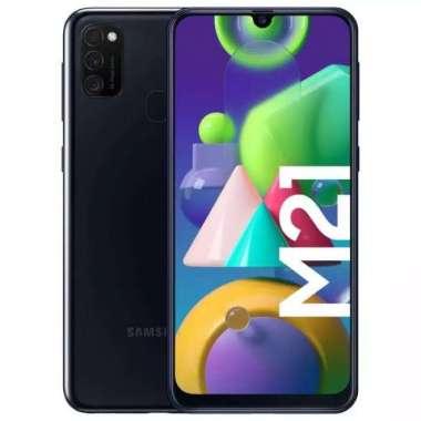 Samsung Galaxy M21 (4GB/64GB) Black