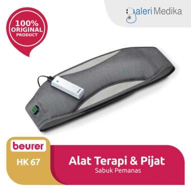 harga Beurer HK 67 Heating belt with powerbank Blibli.com