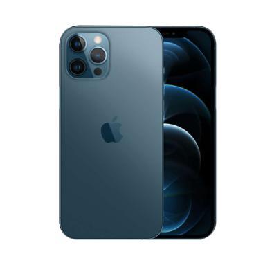 harga Apple iPhone 12 Pro Max  Smartphone [256GB] Pacific Blue Blibli.com